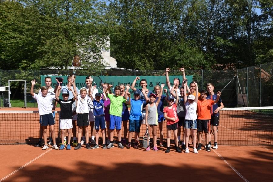Tenniscamp 11.09.2017